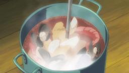 Seafood bouillabaisse!